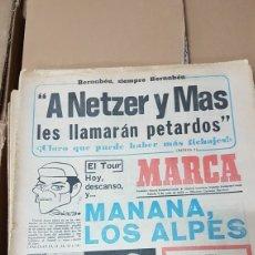 Coleccionismo deportivo: DIARIO MARCA 7 JULIO 1978. Lote 180852841