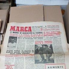 Coleccionismo deportivo: DIARIO MARCA 15 OCTUBRE 1960. Lote 180855163