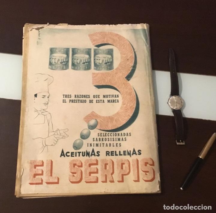 Coleccionismo deportivo: Di Stefano y Kubala revista marca 1953 - Foto 14 - 180974788