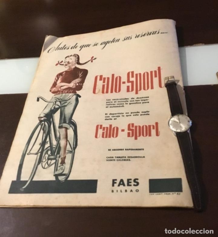 Coleccionismo deportivo: Bodas de oro del Real Madrid 1952 antigua revista marca fútbol - Foto 8 - 180993322