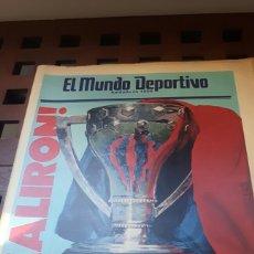 Coleccionismo deportivo: BARÇA CAMPEON DE LIGA 1985. Lote 181109625