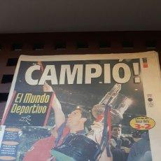 Coleccionismo deportivo: BARÇA CAMPEON COPA DEL REY 1997. Lote 181115306