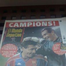 Coleccionismo deportivo: BARÇA CAMPEON DE LIGA 1994. Lote 181133050