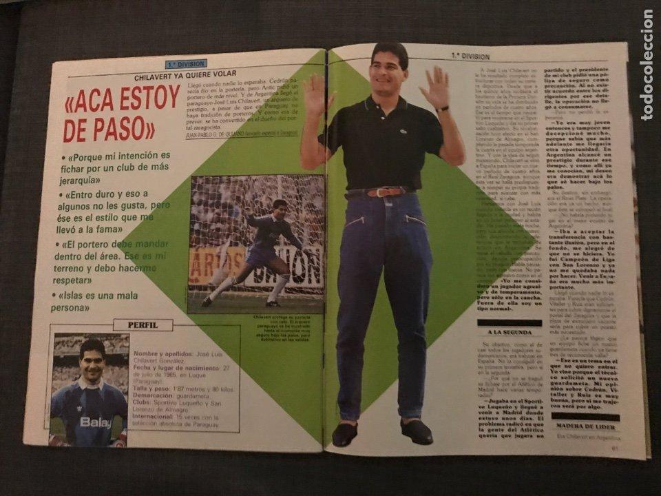 Coleccionismo deportivo: Don balon número 680 - póster Elche - Schuster - Baltazar - Chilavert - Foto 3 - 132318503