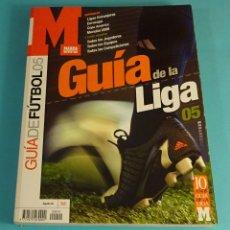 Coleccionismo deportivo: GUÍA DE FÚTBOL. GUÍA DE LA LIGA 05. MARCA. Lote 181849798