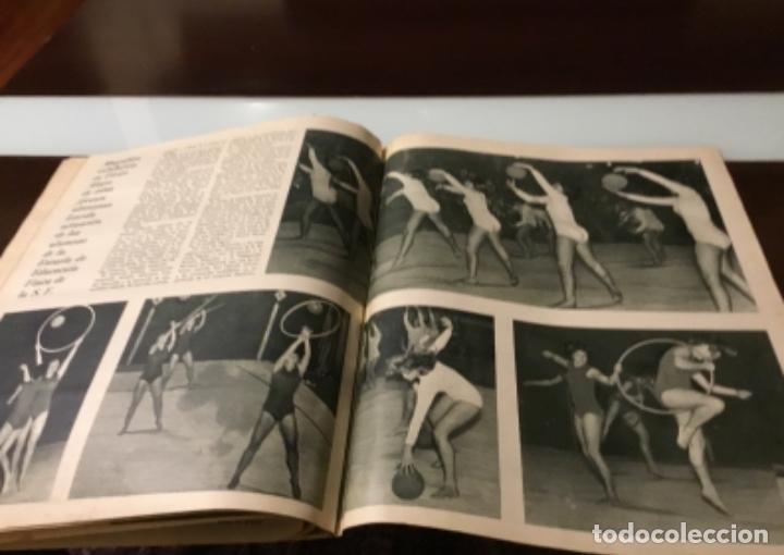 Coleccionismo deportivo: Antiguo semanario marca año 1962 Totalmente original muy buen estado - Foto 8 - 182036262