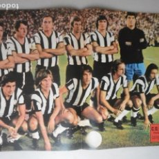 Coleccionismo deportivo: POSTER Nº 117 REVISTA AS COLOR CD CASTELLON 1973/74. REVISTA Nº 121 1973. Lote 182165880