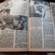 Coleccionismo deportivo: ENTREVISTA A ALFONSO CABEZA , PRESIDENTE DEL ATLETICO DE MADRID. 4 PAGINAS , AÑO 1982 .. Lote 182385746