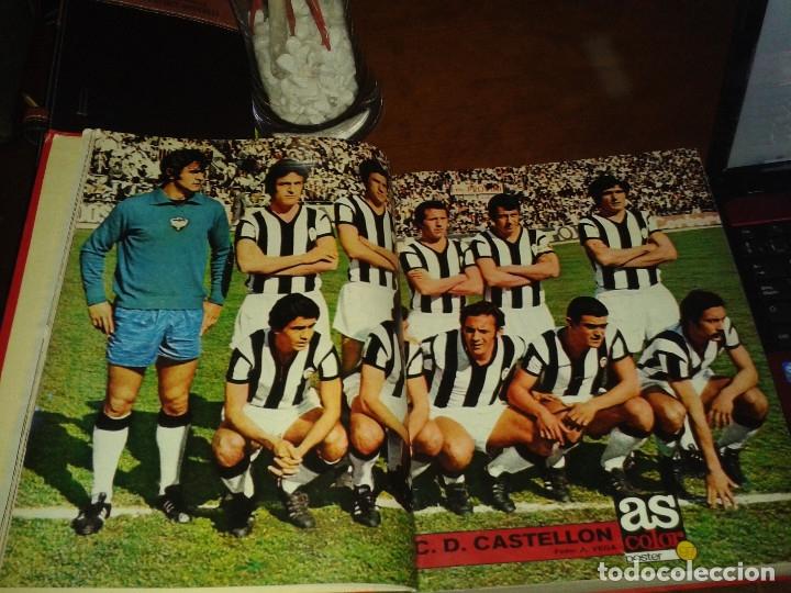 COLECCION AS COLOR ANTIGUA ; COMPLETA CON 557 NUMEROS 1971-1981 - CON POSTERS (Coleccionismo Deportivo - Revistas y Periódicos - As)