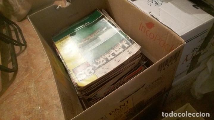 Coleccionismo deportivo: COLECCION AS COLOR ANTIGUA ; COMPLETA CON 557 NUMEROS 1971-1981 - CON POSTERS - Foto 7 - 182428248