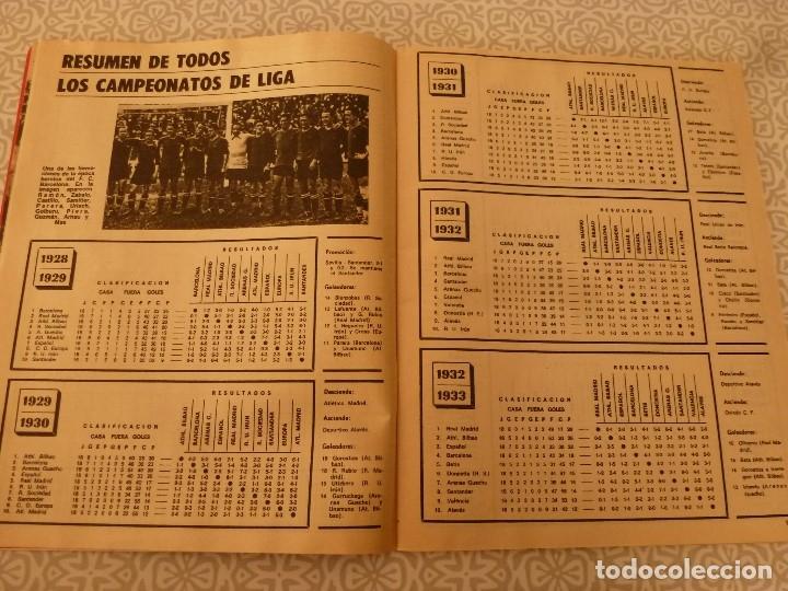 Coleccionismo deportivo: MUNDO DEPORTIVO ESPECIAL SETIEMBRE 1978- FOTO PLANTILLAS DE LA LIGA Y EL MUNDO DEL FUTBOL - Foto 3 - 182446053