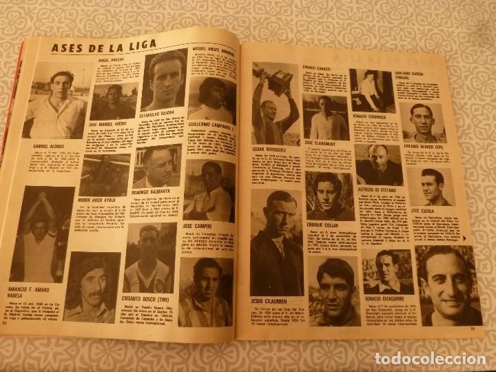 Coleccionismo deportivo: MUNDO DEPORTIVO ESPECIAL SETIEMBRE 1978- FOTO PLANTILLAS DE LA LIGA Y EL MUNDO DEL FUTBOL - Foto 4 - 182446053