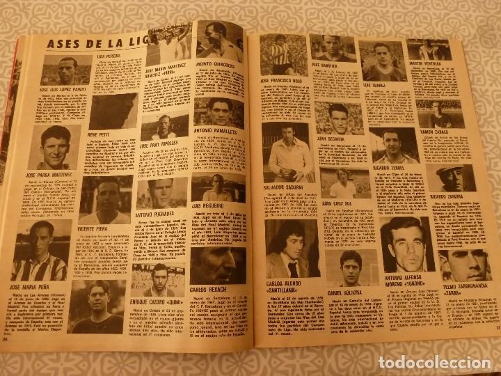 Coleccionismo deportivo: MUNDO DEPORTIVO ESPECIAL SETIEMBRE 1978- FOTO PLANTILLAS DE LA LIGA Y EL MUNDO DEL FUTBOL - Foto 5 - 182446053