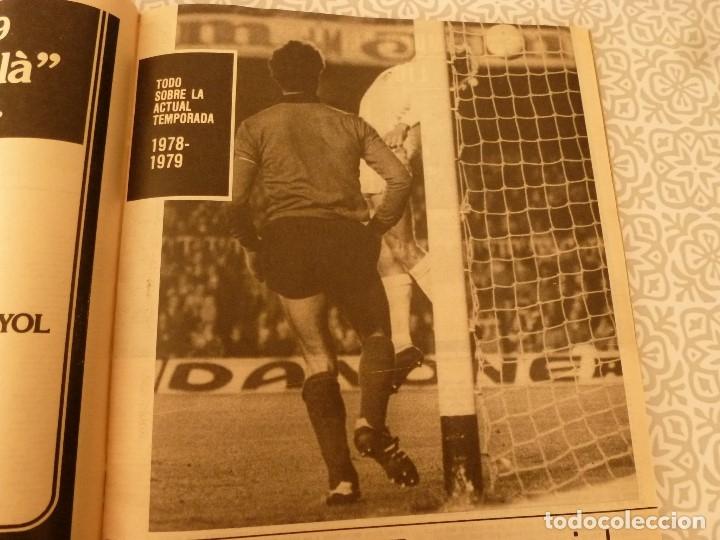 Coleccionismo deportivo: MUNDO DEPORTIVO ESPECIAL SETIEMBRE 1978- FOTO PLANTILLAS DE LA LIGA Y EL MUNDO DEL FUTBOL - Foto 6 - 182446053