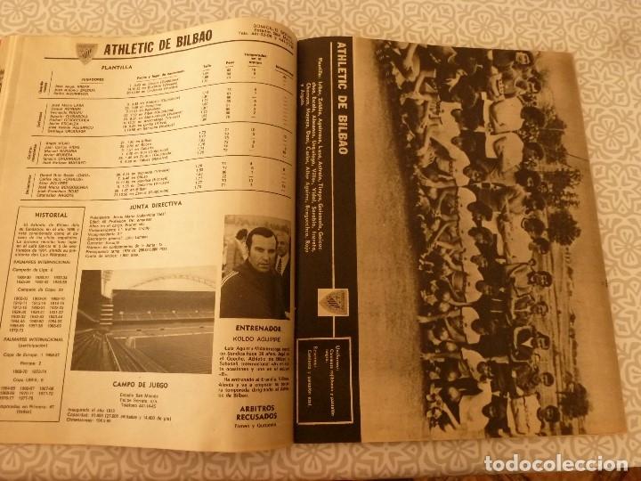 Coleccionismo deportivo: MUNDO DEPORTIVO ESPECIAL SETIEMBRE 1978- FOTO PLANTILLAS DE LA LIGA Y EL MUNDO DEL FUTBOL - Foto 10 - 182446053