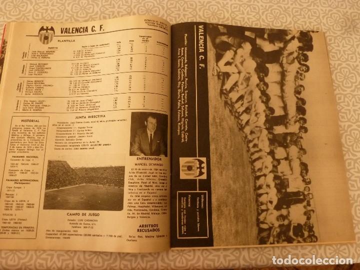 Coleccionismo deportivo: MUNDO DEPORTIVO ESPECIAL SETIEMBRE 1978- FOTO PLANTILLAS DE LA LIGA Y EL MUNDO DEL FUTBOL - Foto 11 - 182446053