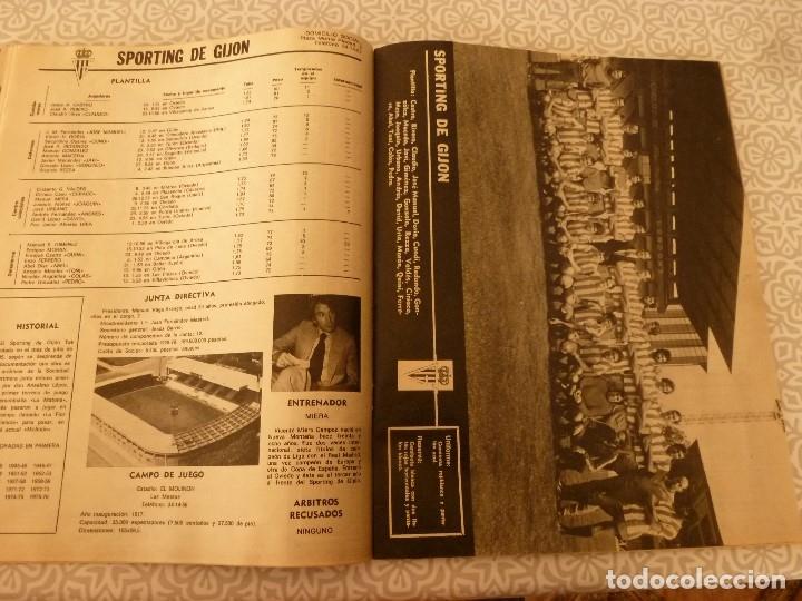 Coleccionismo deportivo: MUNDO DEPORTIVO ESPECIAL SETIEMBRE 1978- FOTO PLANTILLAS DE LA LIGA Y EL MUNDO DEL FUTBOL - Foto 12 - 182446053