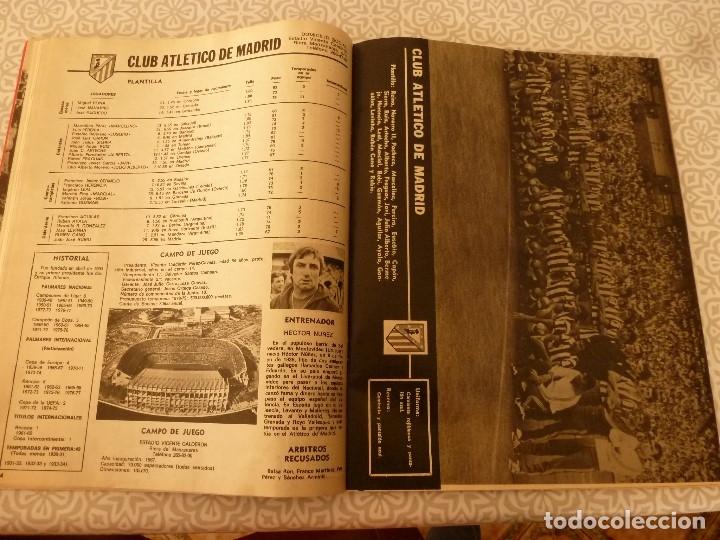 Coleccionismo deportivo: MUNDO DEPORTIVO ESPECIAL SETIEMBRE 1978- FOTO PLANTILLAS DE LA LIGA Y EL MUNDO DEL FUTBOL - Foto 13 - 182446053