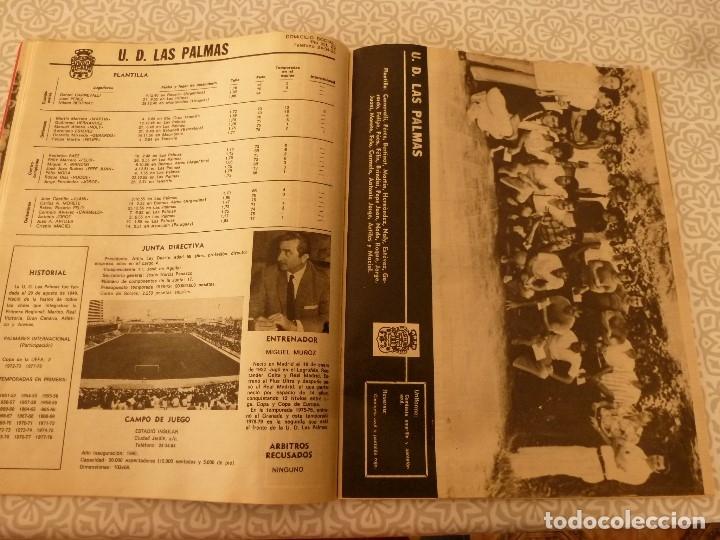 Coleccionismo deportivo: MUNDO DEPORTIVO ESPECIAL SETIEMBRE 1978- FOTO PLANTILLAS DE LA LIGA Y EL MUNDO DEL FUTBOL - Foto 14 - 182446053
