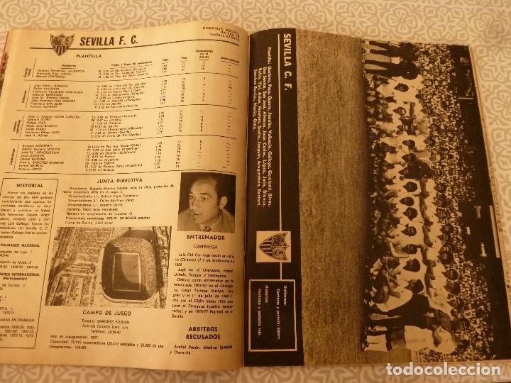 Coleccionismo deportivo: MUNDO DEPORTIVO ESPECIAL SETIEMBRE 1978- FOTO PLANTILLAS DE LA LIGA Y EL MUNDO DEL FUTBOL - Foto 15 - 182446053