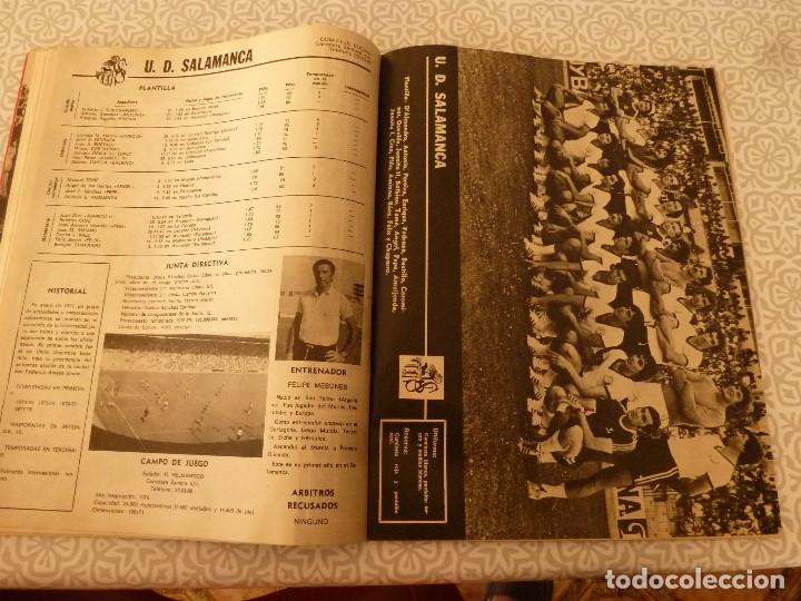Coleccionismo deportivo: MUNDO DEPORTIVO ESPECIAL SETIEMBRE 1978- FOTO PLANTILLAS DE LA LIGA Y EL MUNDO DEL FUTBOL - Foto 16 - 182446053
