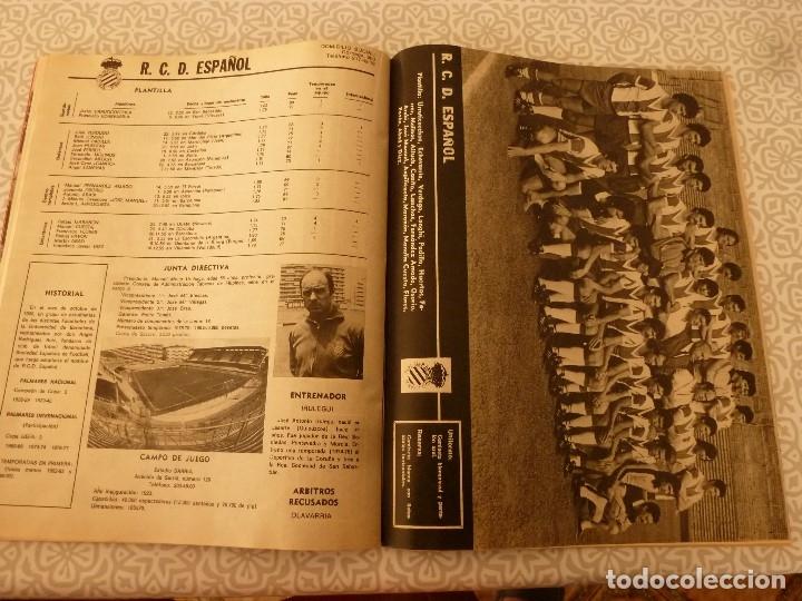Coleccionismo deportivo: MUNDO DEPORTIVO ESPECIAL SETIEMBRE 1978- FOTO PLANTILLAS DE LA LIGA Y EL MUNDO DEL FUTBOL - Foto 21 - 182446053