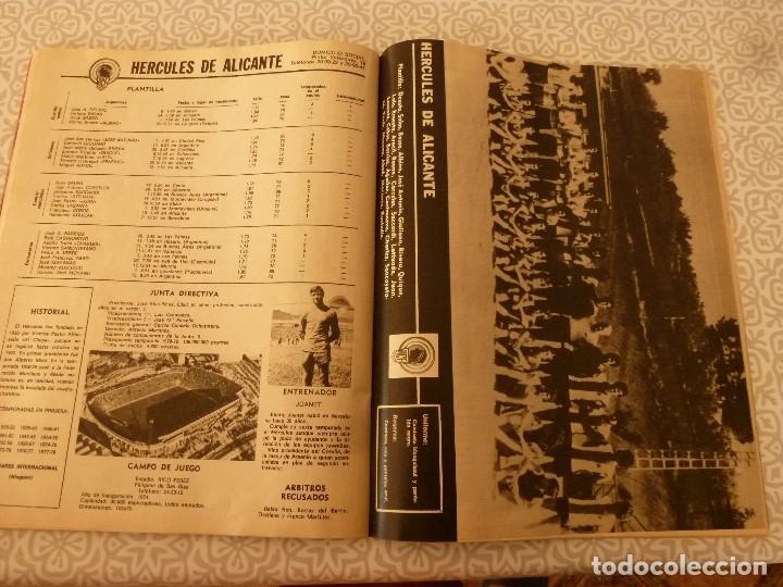 Coleccionismo deportivo: MUNDO DEPORTIVO ESPECIAL SETIEMBRE 1978- FOTO PLANTILLAS DE LA LIGA Y EL MUNDO DEL FUTBOL - Foto 22 - 182446053