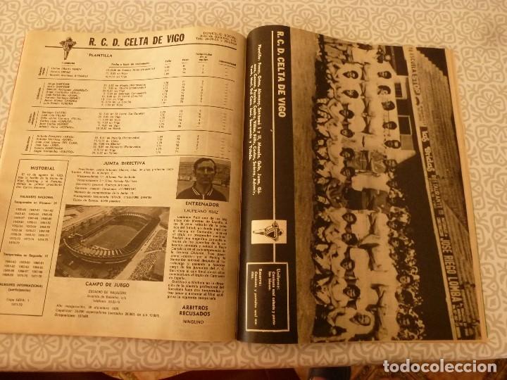 Coleccionismo deportivo: MUNDO DEPORTIVO ESPECIAL SETIEMBRE 1978- FOTO PLANTILLAS DE LA LIGA Y EL MUNDO DEL FUTBOL - Foto 24 - 182446053