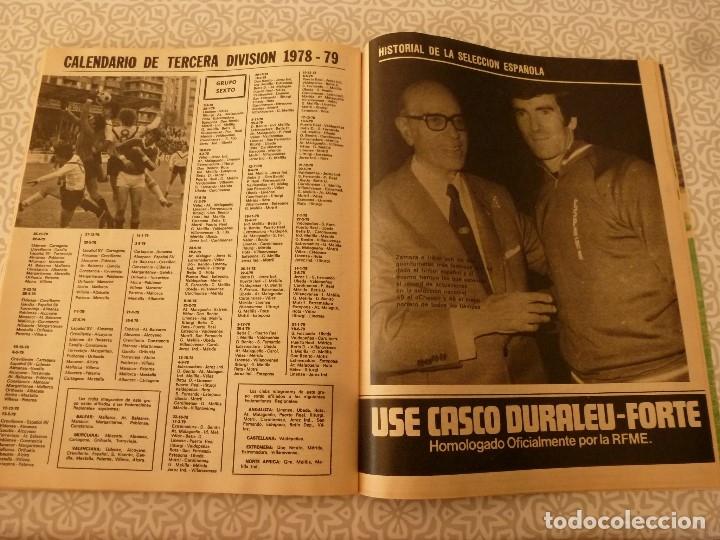 Coleccionismo deportivo: MUNDO DEPORTIVO ESPECIAL SETIEMBRE 1978- FOTO PLANTILLAS DE LA LIGA Y EL MUNDO DEL FUTBOL - Foto 25 - 182446053