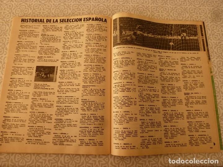 Coleccionismo deportivo: MUNDO DEPORTIVO ESPECIAL SETIEMBRE 1978- FOTO PLANTILLAS DE LA LIGA Y EL MUNDO DEL FUTBOL - Foto 27 - 182446053