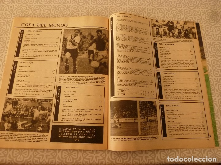 Coleccionismo deportivo: MUNDO DEPORTIVO ESPECIAL SETIEMBRE 1978- FOTO PLANTILLAS DE LA LIGA Y EL MUNDO DEL FUTBOL - Foto 29 - 182446053