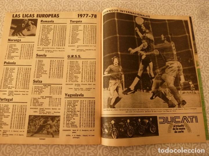 Coleccionismo deportivo: MUNDO DEPORTIVO ESPECIAL SETIEMBRE 1978- FOTO PLANTILLAS DE LA LIGA Y EL MUNDO DEL FUTBOL - Foto 30 - 182446053