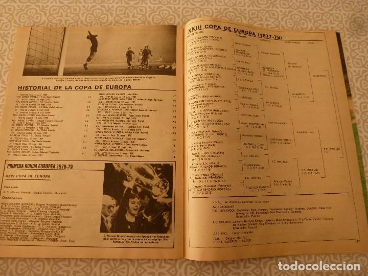 Coleccionismo deportivo: MUNDO DEPORTIVO ESPECIAL SETIEMBRE 1978- FOTO PLANTILLAS DE LA LIGA Y EL MUNDO DEL FUTBOL - Foto 31 - 182446053