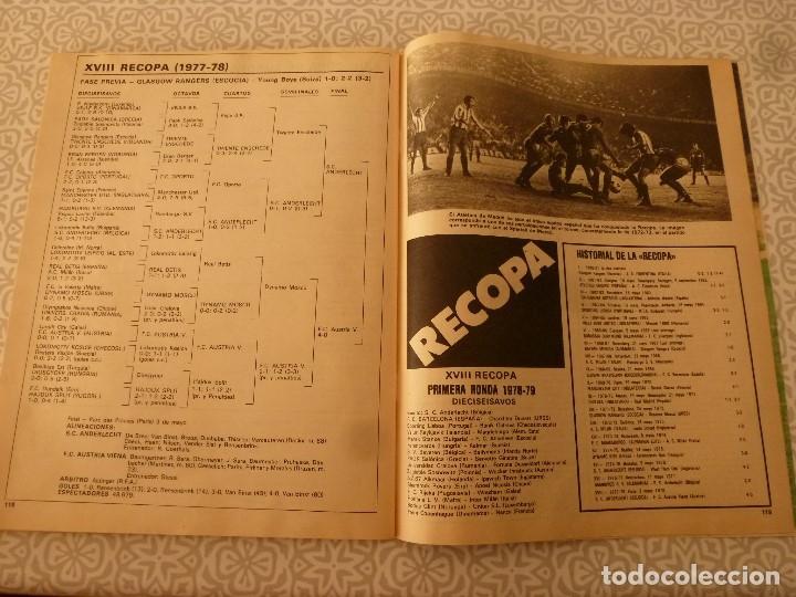 Coleccionismo deportivo: MUNDO DEPORTIVO ESPECIAL SETIEMBRE 1978- FOTO PLANTILLAS DE LA LIGA Y EL MUNDO DEL FUTBOL - Foto 32 - 182446053