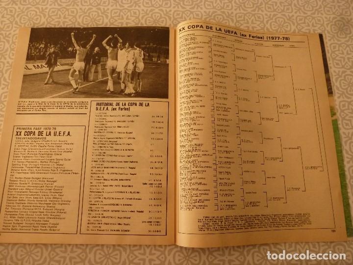 Coleccionismo deportivo: MUNDO DEPORTIVO ESPECIAL SETIEMBRE 1978- FOTO PLANTILLAS DE LA LIGA Y EL MUNDO DEL FUTBOL - Foto 33 - 182446053