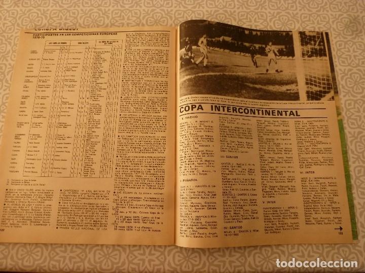 Coleccionismo deportivo: MUNDO DEPORTIVO ESPECIAL SETIEMBRE 1978- FOTO PLANTILLAS DE LA LIGA Y EL MUNDO DEL FUTBOL - Foto 34 - 182446053