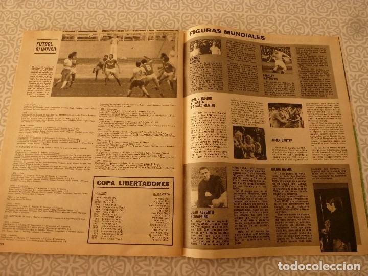 Coleccionismo deportivo: MUNDO DEPORTIVO ESPECIAL SETIEMBRE 1978- FOTO PLANTILLAS DE LA LIGA Y EL MUNDO DEL FUTBOL - Foto 36 - 182446053