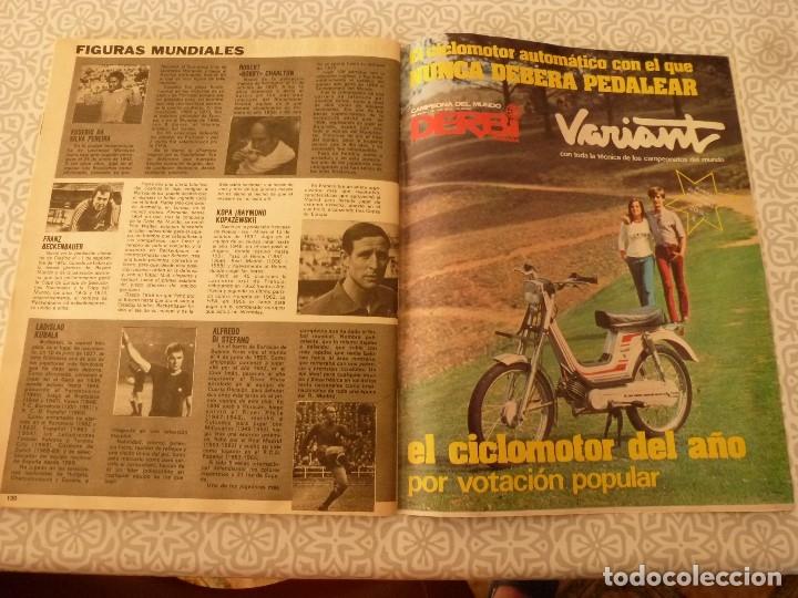 Coleccionismo deportivo: MUNDO DEPORTIVO ESPECIAL SETIEMBRE 1978- FOTO PLANTILLAS DE LA LIGA Y EL MUNDO DEL FUTBOL - Foto 37 - 182446053