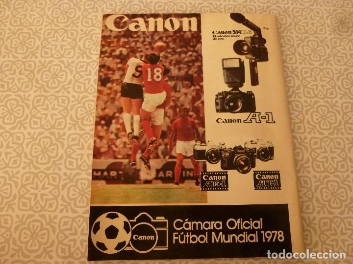 Coleccionismo deportivo: MUNDO DEPORTIVO ESPECIAL SETIEMBRE 1978- FOTO PLANTILLAS DE LA LIGA Y EL MUNDO DEL FUTBOL - Foto 38 - 182446053