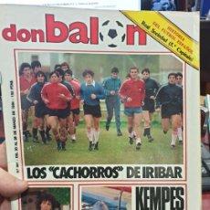 Coleccionismo deportivo: REVISTA DON BALON AÑO 1984 NUMERO 441. Lote 182454001