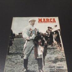 Coleccionismo deportivo: MARCA N° 416. 21/11/1950.. Lote 183069726