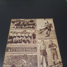 Coleccionismo deportivo: MARCA N° 123. 03/04/1945.. Lote 183072643
