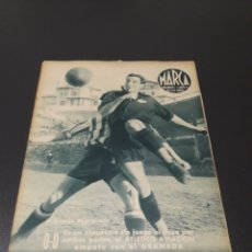 Coleccionismo deportivo: MARCA N° 69. 21/03/1944.. Lote 183073726