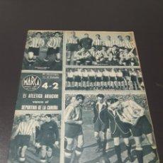 Coleccionismo deportivo: MARCA N° 67. 07/03/1944.. Lote 183075097