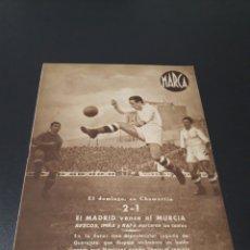 Coleccionismo deportivo: MARCA N° 107. 12/12/1944.. Lote 183075732