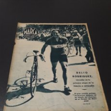 Coleccionismo deportivo: MARCA N° 92. 29/08/1944.. Lote 183076047