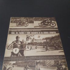 Coleccionismo deportivo: MARCA N° 154. 13/11/1945.. Lote 183077791