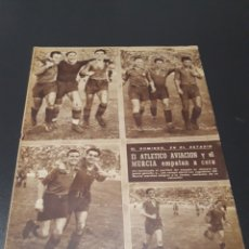 Coleccionismo deportivo: MARCA N° 148. 2/10/1945.. Lote 183078782