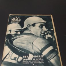 Coleccionismo deportivo: MARCA N° 84. 04/07/1944.. Lote 183079108