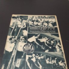 Coleccionismo deportivo: MARCA N° 89. 08/08/1944.. Lote 183080001
